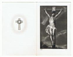 Bidprentje De Vos Gilbert 1907 Zottegem / 1972 Zottegem - Religion & Esotericism
