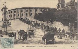 8360 - San Sebastian  Subida à La Plaza De Toros - Guipúzcoa (San Sebastián)