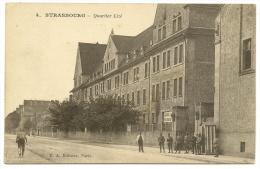 STRASBOURG Militaria Quartier Lizé (EA) Bas Rhin (67) - Strasbourg