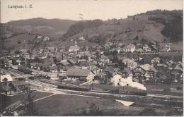 8366 - Langnau I.E. Train à Vapeur - BE Berne