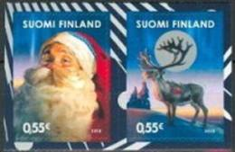 Finland 2010 Kerstzegels PF-MNH-NEUF - Finlande
