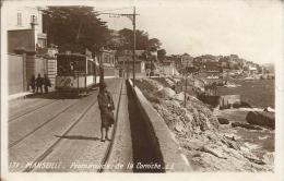 8370 -  Marseille Promenade De La Corniche Tram - Endoume, Roucas, Corniche, Plages