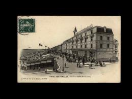 14 - LUC-SUR-MER - Hôtel - Dessin - Luc Sur Mer