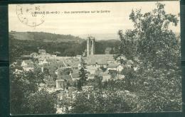 78 MAULE - Vue  Panoramique Sur Le Centre     Abs21 - Maule