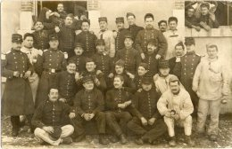 CAHORS (Lot 46) - Militaires Du 7e Régiment D´Infanterie - Carte-photo. - Cahors