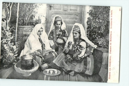 BETHLEEM : Femmes De Bethléhem. Dos Simple. 2 Scans. - Palestine