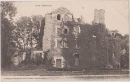 CHATEAUNEUF D´ILLE ET VILAINE  -  Le  Vieux  Chateau  -  Série  Cote  D´Emeraude. - Frankrijk