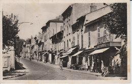 69 ST GENIS LAVAL - (animé) Avenue Georges Clémenceau - CAFE MAURICE - D17 8 - Non Classificati