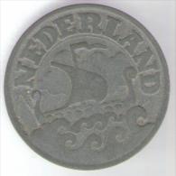 PAESI BASSI 25 CENTS 1941 - [ 3] 1815-… : Regno Dei Paesi Bassi