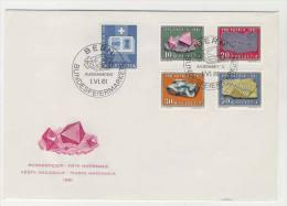 Schweiz FDC Michel No. 731 - 735