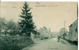 SAINTE-MESME  -  ROUTE DE LA GARE - Other Municipalities