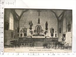 CPA (53) Mayenne  - SAINTE ANNE DE MARCILLE - Intérieur De La Chapelle Ste ANNE De BULEN - France