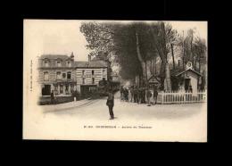 14 - OUISTREHAM - Arrivée Du Tramway - Ouistreham