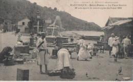 MARTINIQUE ( Saint Pierre Place Bertin...) - Martinique