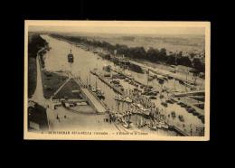 14 - OUISTREHAM - Canal - écluse - Ouistreham