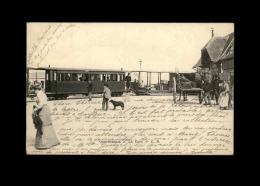14 - OUISTREHAM - La Gare - Train - Ouistreham