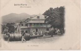 MARTINIQUE ( Saint Pierre ) La Douane - Martinique