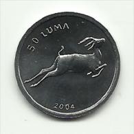 2004 - Nagorno Karabakh 50 Luma