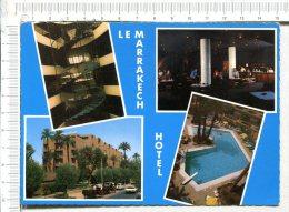 """MAROC -   MARRAKECH  -  Hôtel  """" LE MARRAKECH  -   Marrakech Guémiz  - 4 Vues - Marrakesh"""