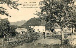 CPA 88 EXCURSIONS DE SENONES CHATEAU DE LA FORAIN 1915 - Senones