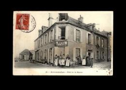 14 - ARROMANCHES - Hôtel De La Marine - Arromanches