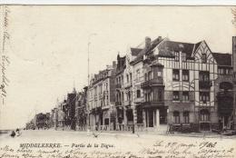 MIDDELKERKE  Partie De La Plage - Middelkerke