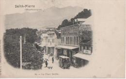 MARTINIQUE ( Saint Pierre  - Place Bertin ) - Cartes Postales