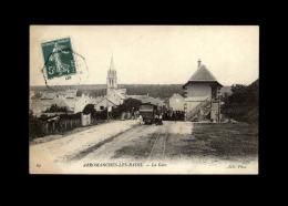 14 - ARROMANCHES - La Gare - Train - Arromanches