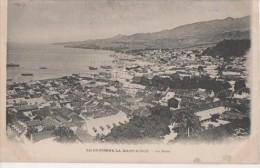 SAINT PIERRE LA MARTINIQUE ( La Rade ) - Martinique