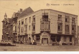 MIDDELKERKE   L'Hôtel Melrose - Middelkerke