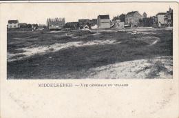 MIDDELKERKE   Vue Générale Du Village - Middelkerke