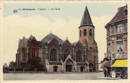 MIDDELKERKE  L'Eglise - Middelkerke