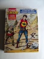 Lib207 Maxi Raccolta Fumetto Zagor, Comics, La Valle Del Vento, L´orribile Maledizione, N.1 Luglio 2000 Bonelli Editore - Bonelli