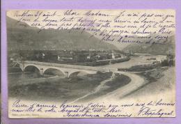 73 - ALBERTVILLE - Vallée D'Albertville - Oblitérée En 1903 - Albertville