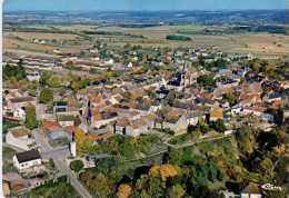 - FRANCE (89) - CPM Ayant Voyagé MAILLY-LE-CHATEAU - Vue Générale Aérienne - Editions CIM 0943 - - Autres Communes