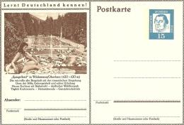 Bildpostkart  Spiegelbad In Wildeman Bergstadt Oase Kurhaus Waldkurpark  Mint - Vakantie & Toerisme