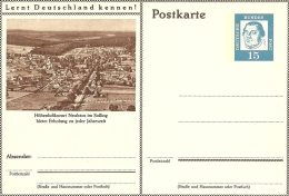 Bildpostkart  Hohenluftkurort Neuhaus Im Solling Bietet Erholung  Mint - Kuurwezen