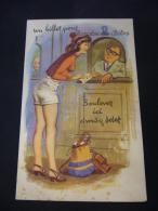 34 - Lamalou-les-Bains - Une Billet Pour ..., Carte à Système - Lamalou Les Bains