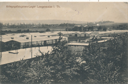 Camp De Prisonniers De Langensalza - Cachets Militaires - Weltkrieg 1914-18