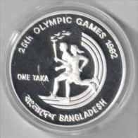 BANGLADESH 1 TAKA 1992 - Bangladesh