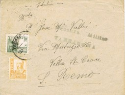 5490. Carta TARRAGONA  1939. CENSURA Militar - 1931-Aujourd'hui: II. République - ....Juan Carlos I