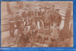 CARTE PHOTO TREBNITZ SOLDATS 1916 - Schlesien