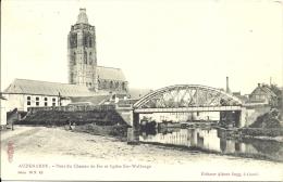 AUDENARDE - Pont Du Chemin De Fer Et Eglise Ste Walburga - Edit. Sugg Série 16 N° 19 - Oudenaarde