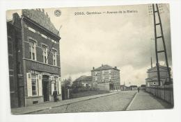 Gembloux Avenue De La Station, Gare, Café National - Gembloux