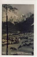 RAMSAU Bei Schladming     Panorama 1951 - Ramsau Am Dachstein