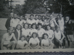 54 -MONT SAINT MARTIN  - 1946 - CLUB : U.S.J. Fémini En Championnat FOOTBALL, Sport - Sport