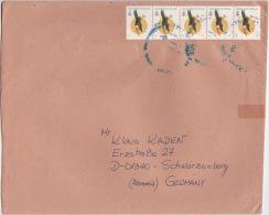 01232 Carta De ARGENTINA A Schwarzenberg - Argentina