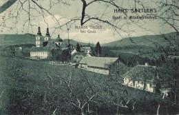 A - GRAZ - Maria Trost - Sattlers Gast - Und Milchwirtschaft - 1914 - Graz