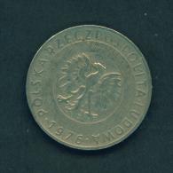 POLAND - 1976 20z Circulated - Poland