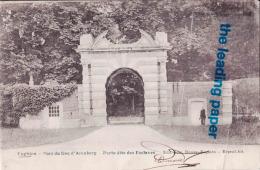 ENGHIEN - Parc Du Duc D'Areenberg - Porte Dite Des Esclaves - Enghien - Edingen
